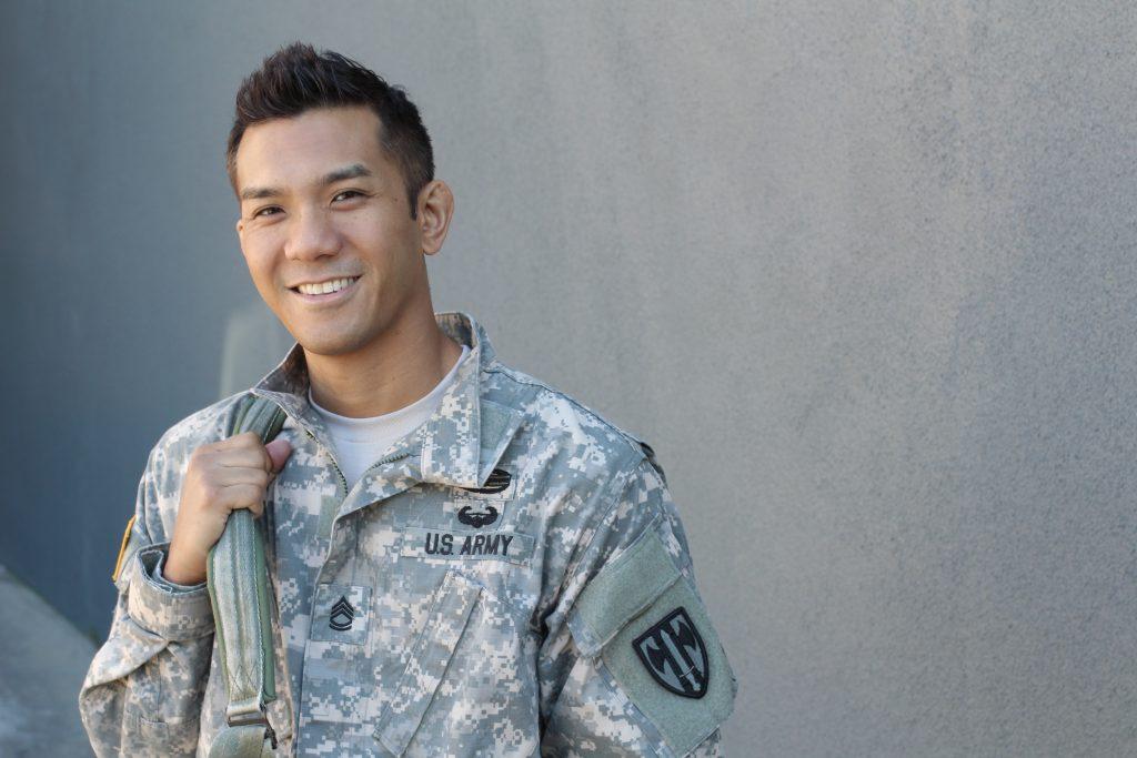 Army soldier veteran