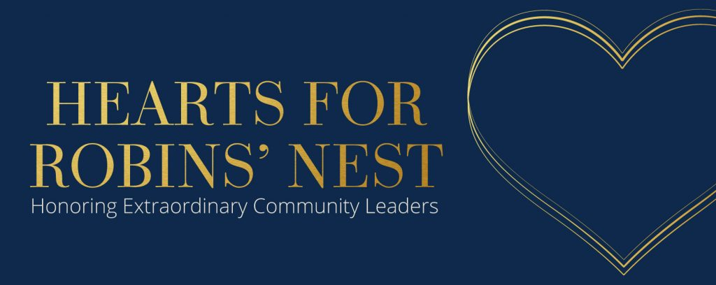 Hearts for Robins' Nest | April 11, 2019