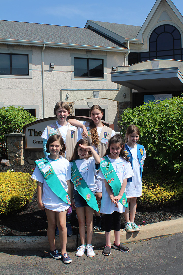 Busy Bees Girl Scout Troop