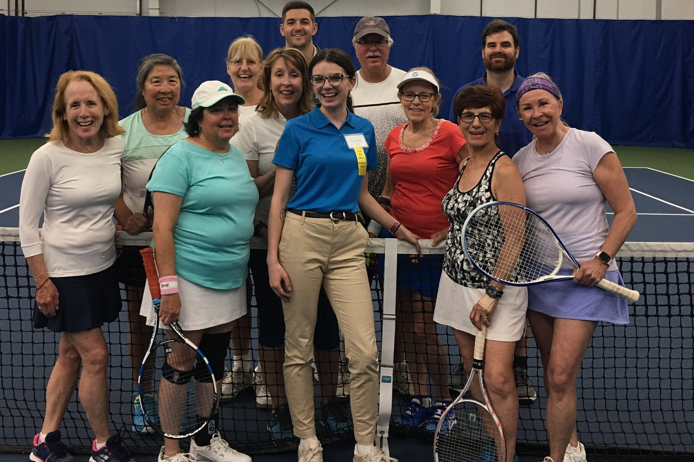 2019 Golf & Tennis Classic - Tennis Players