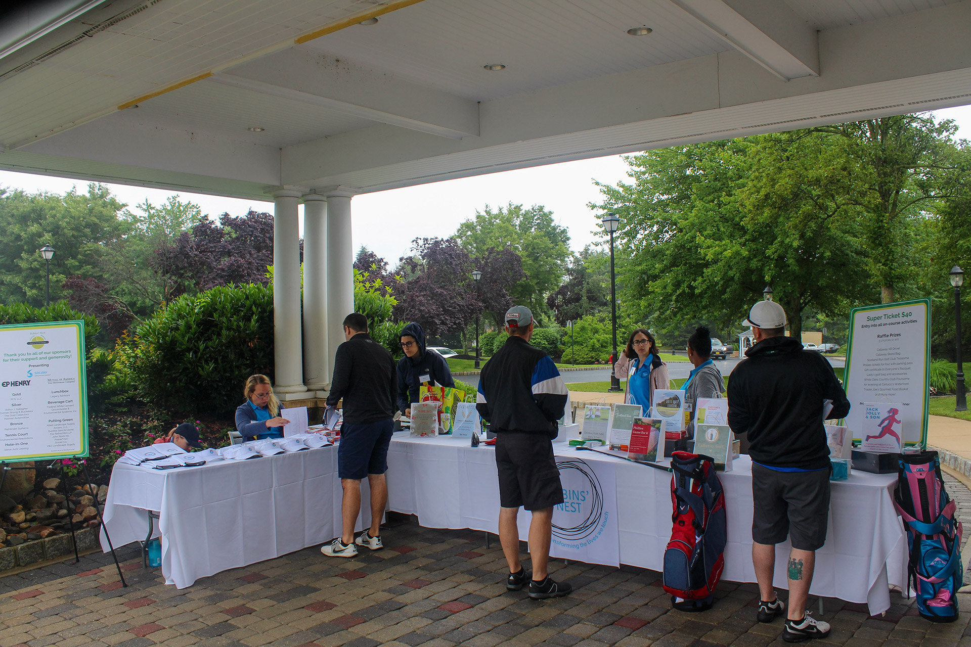 Robins' Nest Golf & Tennis Classic