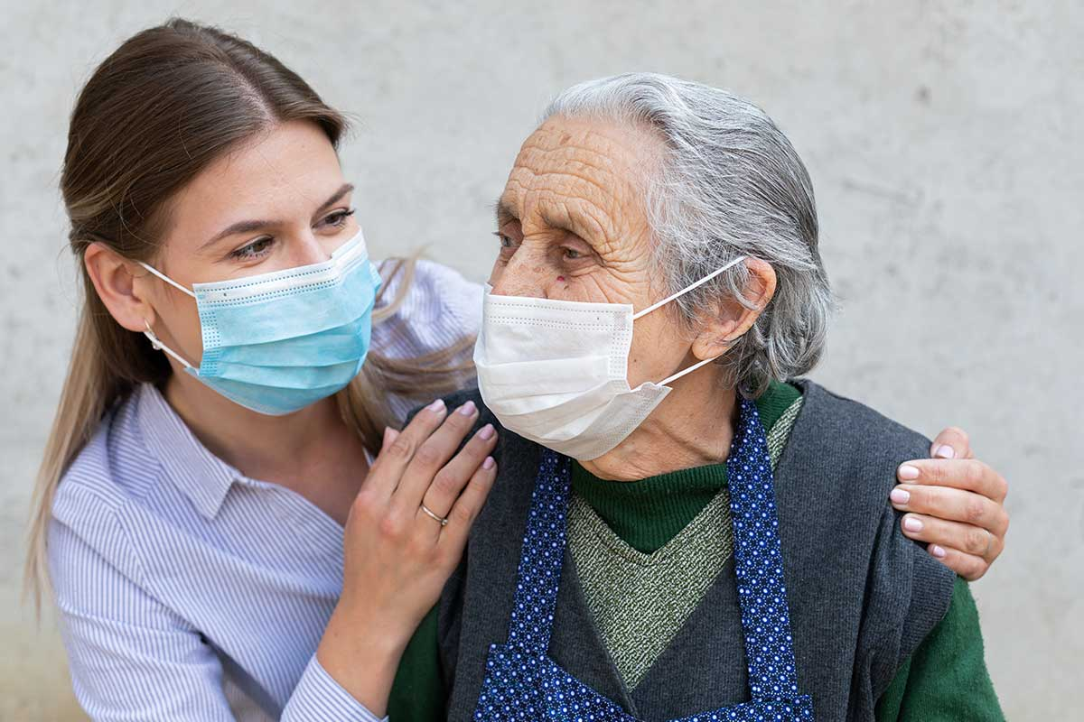 mask talk- older adult mental health dialogue