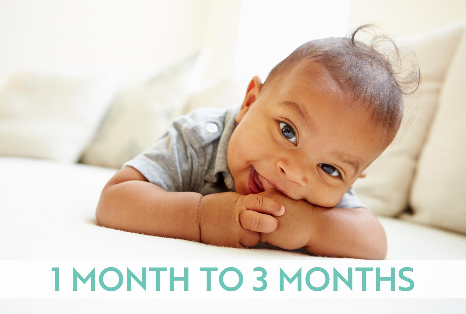 first 6 months baby